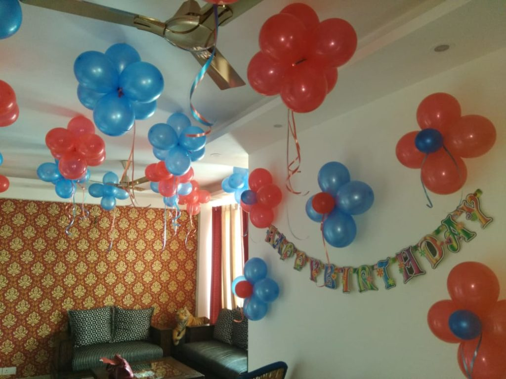 Balloon Decorations At Home Birthday Party Organisers In Patna Bihar Balloon Decorators In Patna Bihar Birthday Party Planner In Patna Bihar Birthday Organizers In Patna Bihar Theme